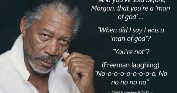 what movies did morgan freeman play in