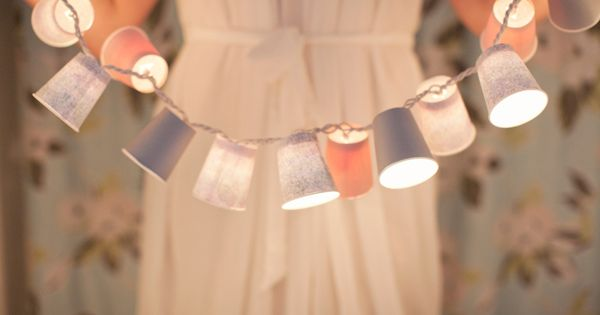 Top 5 Festive DIY String Lights Tutorials I've seen some pretty darn