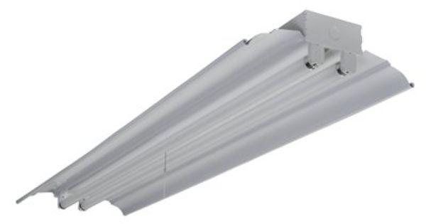 Metalux By Cooper Slwr232r 2 Light Shoplight Fluorescent Strip Ceiling Lights Lighting Universe Strip Lighting