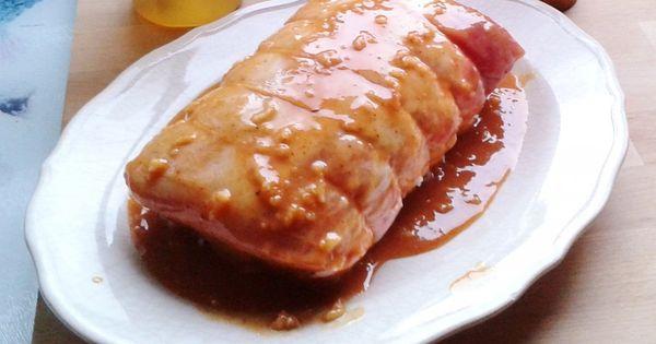 Recette le r ti de porc l am ricaine cuisine x for Cuisine a l americaine