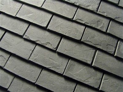 How To Slate Look Roof Tiles Excellent Tutorial For