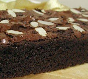 Resep Brownies Panggang Coklat Resep Makanan Kue Lezat