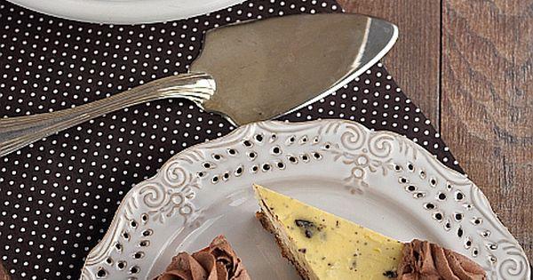 k sekuchen mit nuss schokoboden rezepte kuchen pinterest rezepte. Black Bedroom Furniture Sets. Home Design Ideas