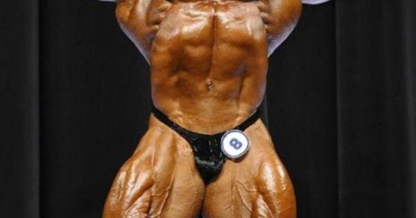 Branch Warren Arnold Classic Men's Bodybuilding 1st Place