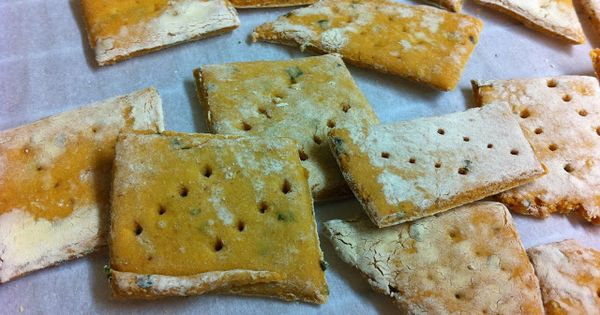 Chickpeas and Crackers on Pinterest