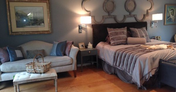 Master bedroom, wall sconces next to bed, My work Pinterest Wall sconces, Master bedroom ...