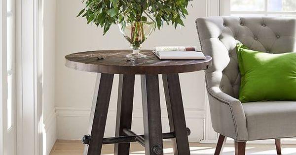 Nolan Large Pedestal Table Pottery Barn 41999 34