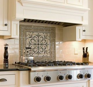 Country Kitchen Tile Backsplash Ideas Country Kitchen Backsplash