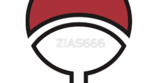Uchiha-Clan Symbol | Naruto | Pinterest | Naruto