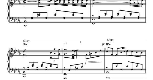 richard clayderman piano sheet music pdf