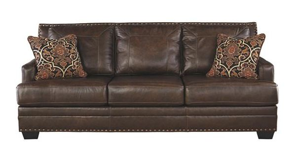 Ashley Furniture Leather Sleeper Sofa Home Decor Pinterest Leather Furniture And Sofas