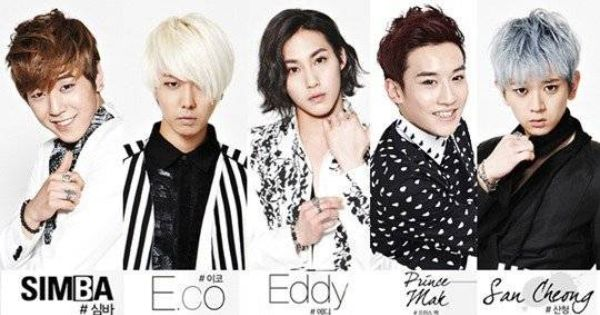 Jackie Chan S Jjcc Releases Debut At First Mv Dance Practice Allkpop Jackie Chan Dance Practice Asian Boy Band