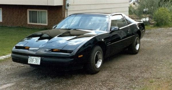 Car 4 Black 1985 Pontiac Fire Bird I Owned It From 1991 1993 Modern Muscle Cars Muscle Cars Dream Cars