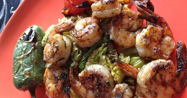 Shrimp Sandwiches With Tarragon-Caper Mayonnaise Recipe — Dishmaps