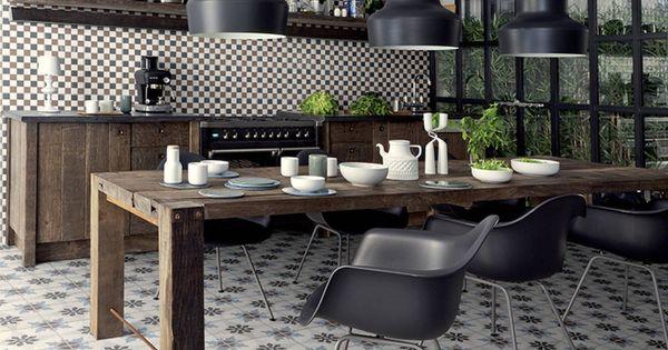 Pavimento per la cucina quale scegliere pavimenti for Rimodella a forma di ranch della casa