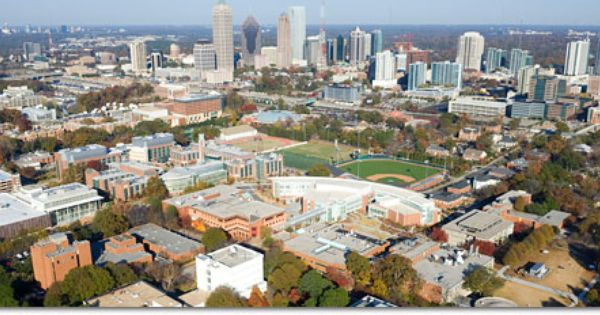 3 Georgia Tech University I Would Like To Attend The Architect