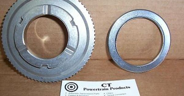 Details About E4od 4r100 C6 Updated Front Ring Gear Hub And Thust