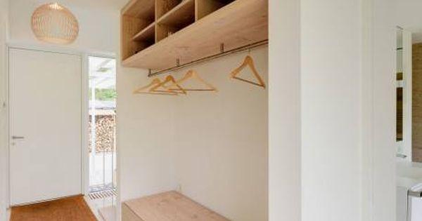 Wohnideen interior design einrichtungsideen bilder for Garderobe treppenhaus