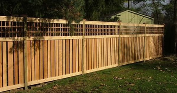 Fence this is pretty fence ideas pinterest fences for Pretty fencing ideas