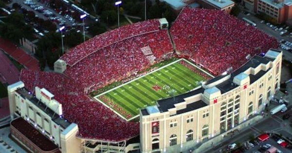 The 25 Best Places To Watch College Football 2013 Edition Nebraska Cornhuskers Cornhuskers Nebraska