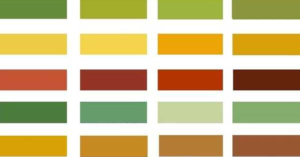 Interior color schemes - Fall Decorating Ideas Softening Rich Hues In Modern