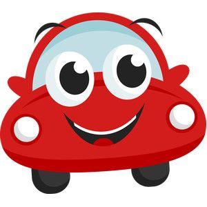 Happy Car Con Imagenes Dibujos De Autos Autos Infantiles