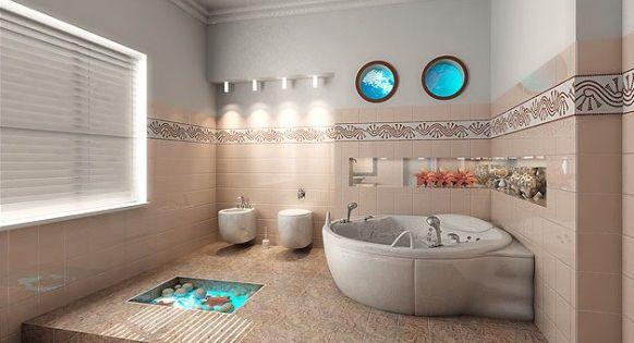 Perfect Bathroom Decorating Ideas   Bathrooms decor, The floor and ...