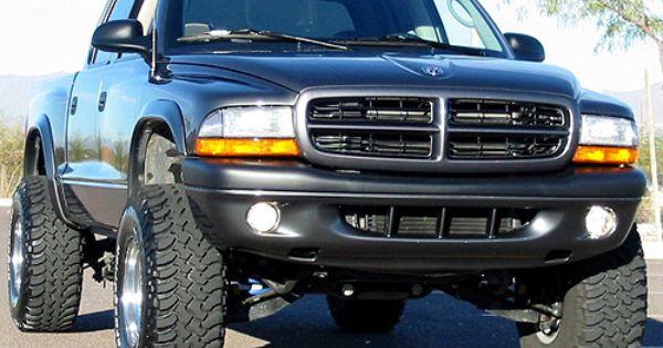 F F B B C E Fe B on 1997 Dodge Dakota Lifted