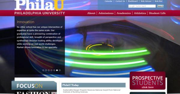 Philadelphia University Philadelphia University University Website University