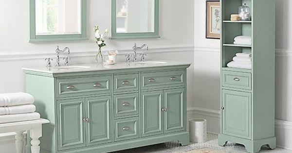 Sadie Double Vanity Bath Vanities Bath Vanity Bathroom Vanity Cabinets Homedecorators