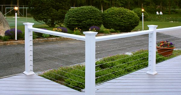 Best Diy Cable Railing System Stainless Cable Railing Deck 400 x 300
