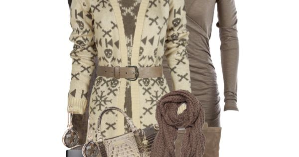 Cute Winter Outfits 2012 | Casual Winter White | Fashionista Trends