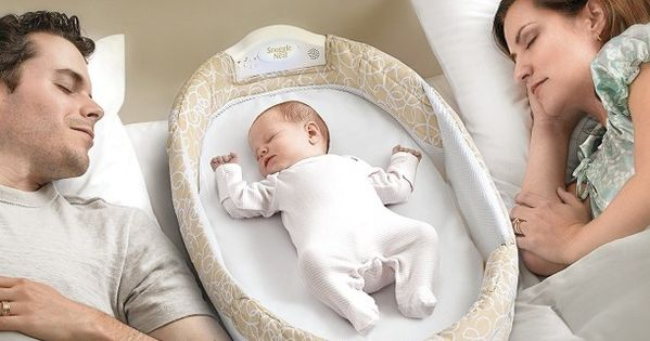 Baby Delight Snuggle Nest Surround - Baby Delight's bestselling line of infant sleepers designed to offer a greater sense of security and safety for newborns The New Snuggle Nest Surround is the latest model in when co-sleeping with parents. The Snuggle...