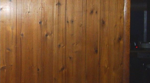 How To Clean 50 Year Old Wood Paneling 50th Woods And House