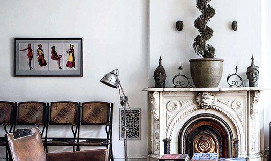 the september issue elle decoration uk sfgirlbybay id e d co pinterest style industriel. Black Bedroom Furniture Sets. Home Design Ideas