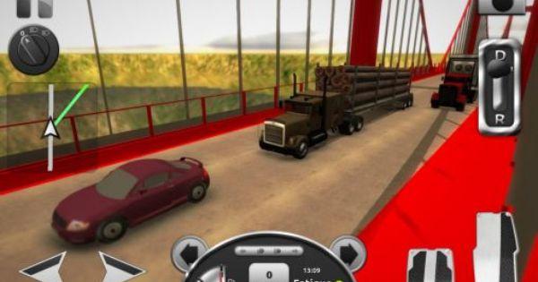 Android Ios Android Games Ios Games Android Apps Ios Apps Truck Simulator 3d Truck 3d Mod Apk Ga Android Games Android Simulation