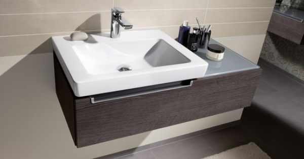 villeroy and boch bathroom sinks villeroy amp boch subway 2 0 badmeubel eiken grafiet 24493