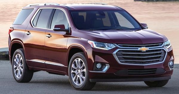 2019 Chevy Traverse Redesign Chevy Chevrolet Traverse Utility