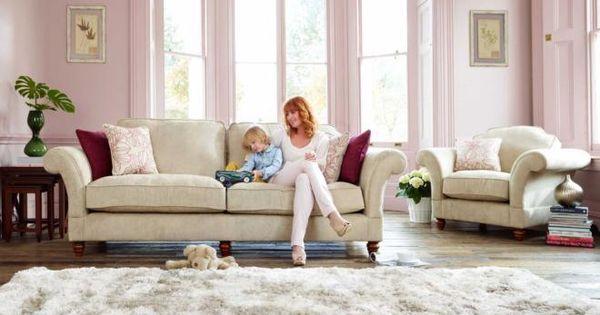 4 seater sofa split frame somerby living room for F furniture village