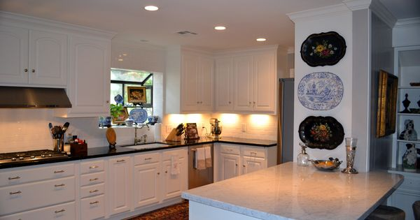 Anew gray fireclay sink and cabinet trim on pinterest
