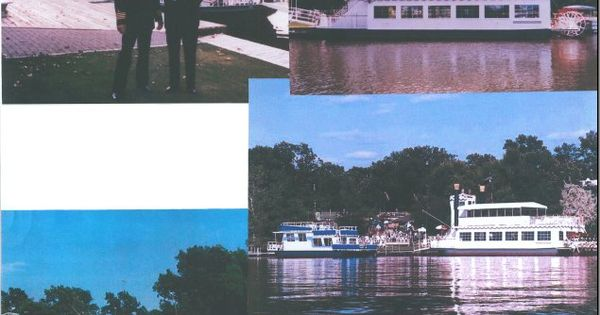 Pirates Cove And The River Boats St Cloud Mn