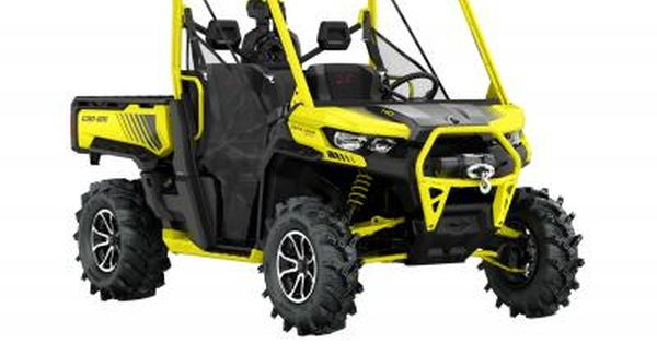 Agile Adventurous Confident After Much Anticipation Can Am Has Unveiled A Family Of 50 Inch Two Person Family Of Maverick Trail Side By Can Am Defender Atv