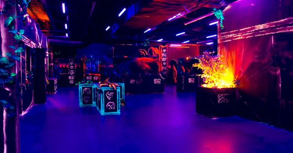 Get Over These 5 Laser Tag Myths To Start Enjoying The Game Today Laser Tag Indoor Amusement Parks Games Today