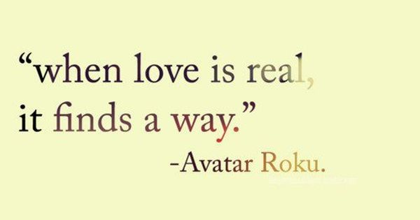 Great quote. I just think it's funny no one realizes that Avatar