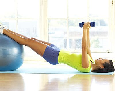 Drop an Entire Dress Size With This Speedy Strength Workout (I pinned