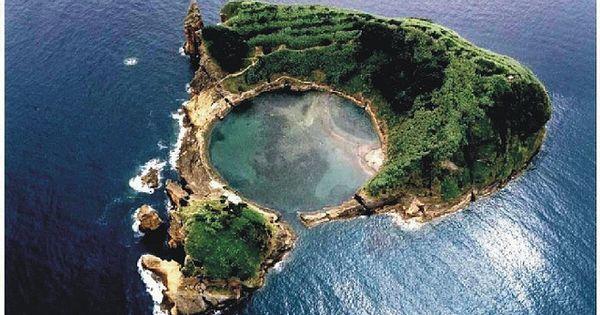 Vila Franca's Islet, Azores Archipelago, Portugal