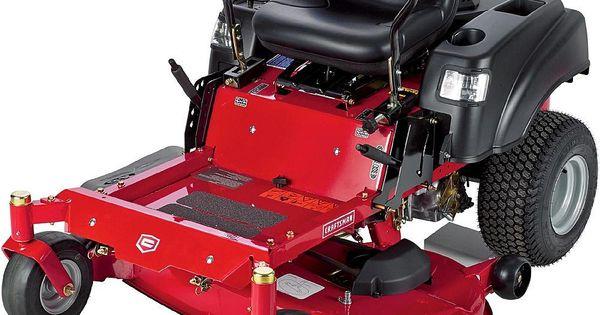 2014 Craftsman 46 Inch Model 20413 Zero Turn Riding Mower