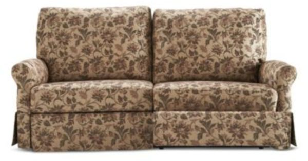 El Ran 39 Renley 39 Reclining 2 Seat Condo Sofa Sears Sears Canada Sofas Pinterest Canada