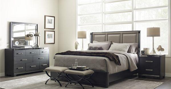 Pulaski Furniture Silverton Sound Bedroom Group King
