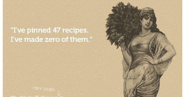 hahaha, so true - Recipe Master http://www.ShutUpImTalking.com